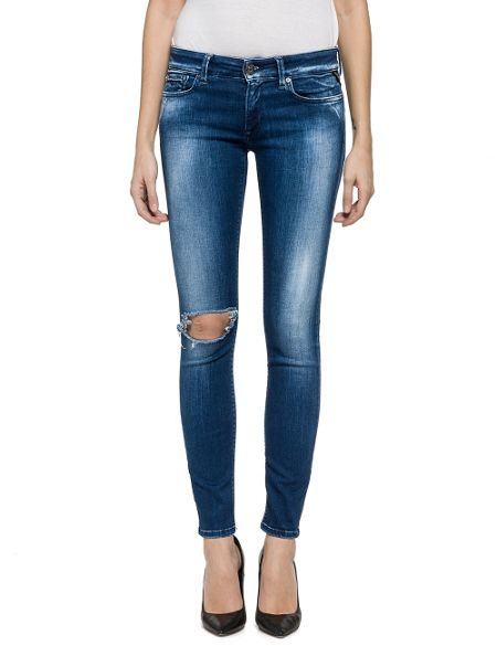 Replay Luz Skinny-Fit Jeans