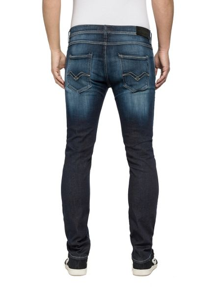 Replay Ronas Hyperflex Slim Fit Jeans