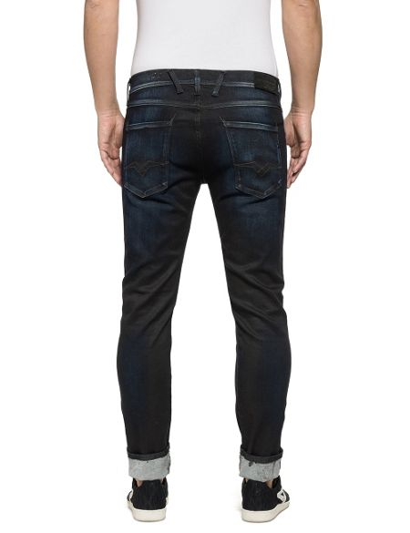 Replay Anbass Hyperflex Slim Fit Jeans