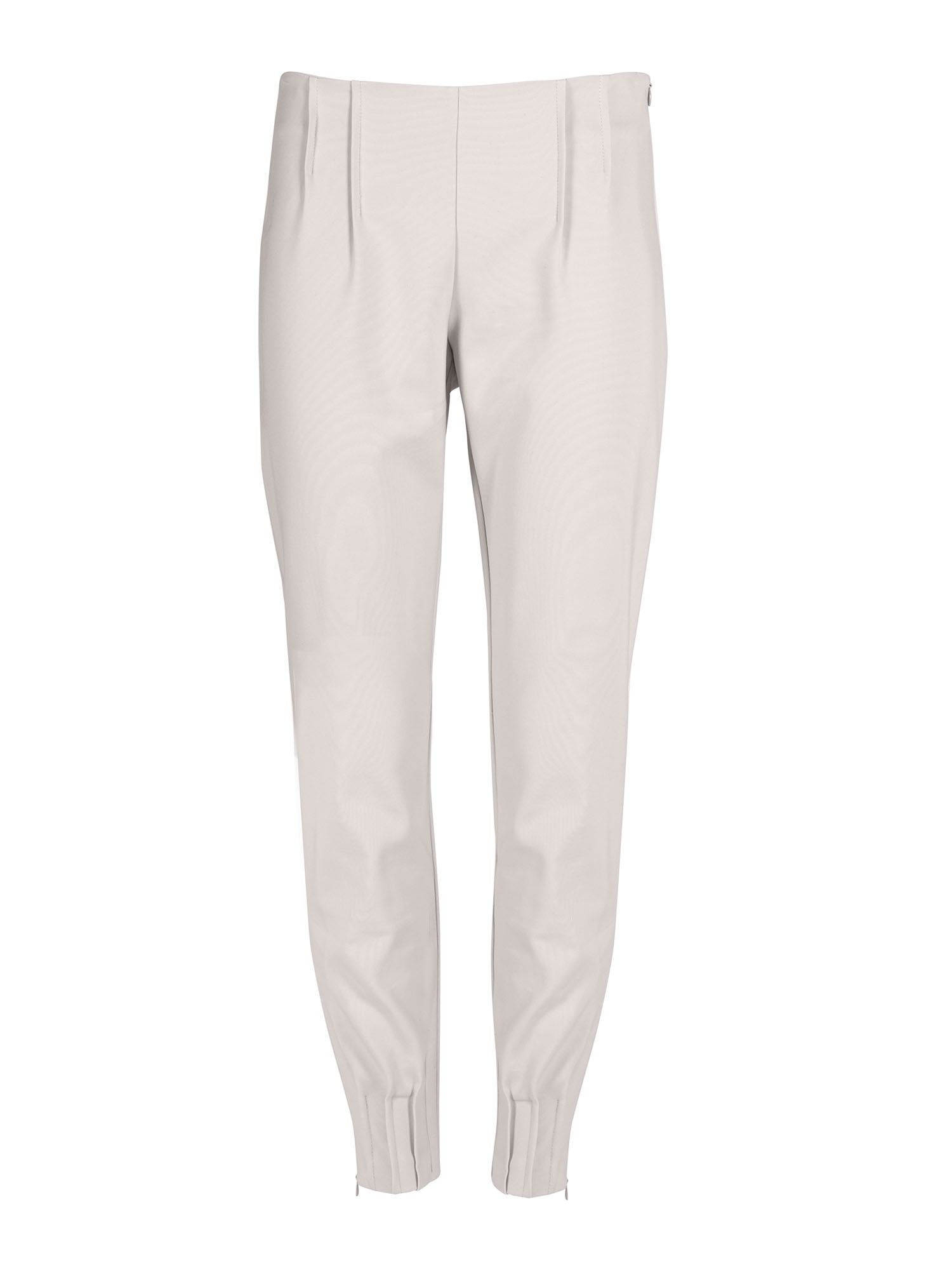 Stefanel Stretch Cotton Skinny Trousers, White