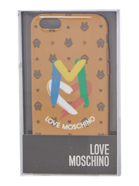 Love Moschino Iphone 6 Case