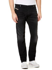 Diesel Krayver 666Q Carrot Fit Stretch Jeans