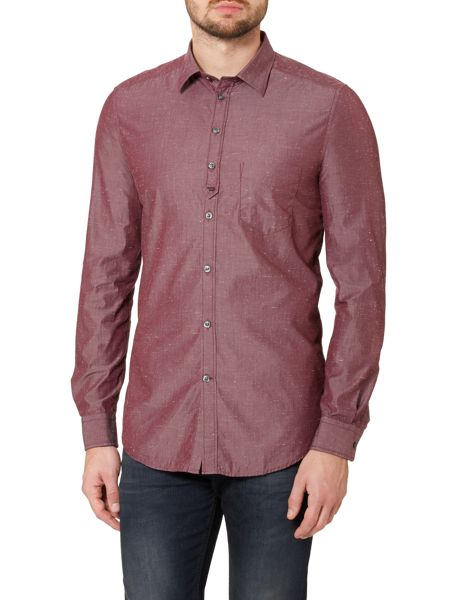 Diesel S-Nami Fleck Long Sleeve Shirt