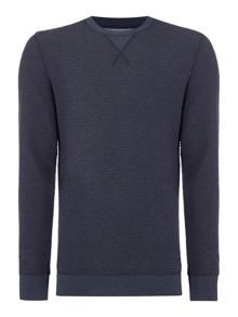 P-Lisse Regular Fit Textured Jumper