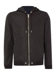 Diesel J-Hellswe Zip Up Reversable Hoodie