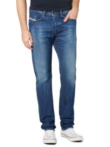 Diesel Buster 836X Tapered Fit Stretch Jeans