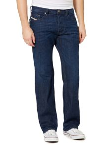 Diesel Larkee Relaxed 845B Loose Fit Stretch Jeans