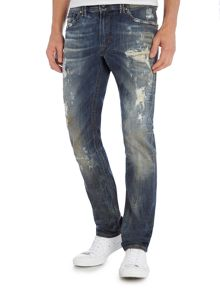 Diesel Thavar 830K slim fit stretch jean