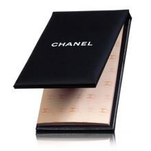 CHANEL PAPIER MATIFIANT DE CHANEL Oil Control Tissues