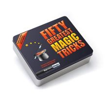 Marvin's Magic 50 Greatest Light Illusions Tin