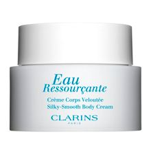 Clarins Eau Ressourcante Silky-Smooth Body Cream