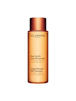 Liquid Bronze Self Tanner