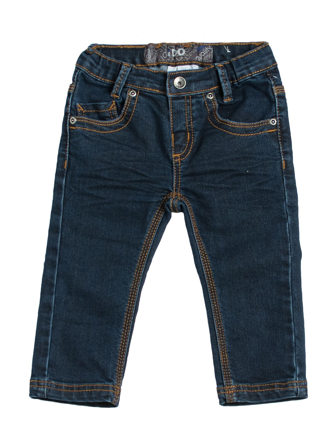 Boy`s washed jeans