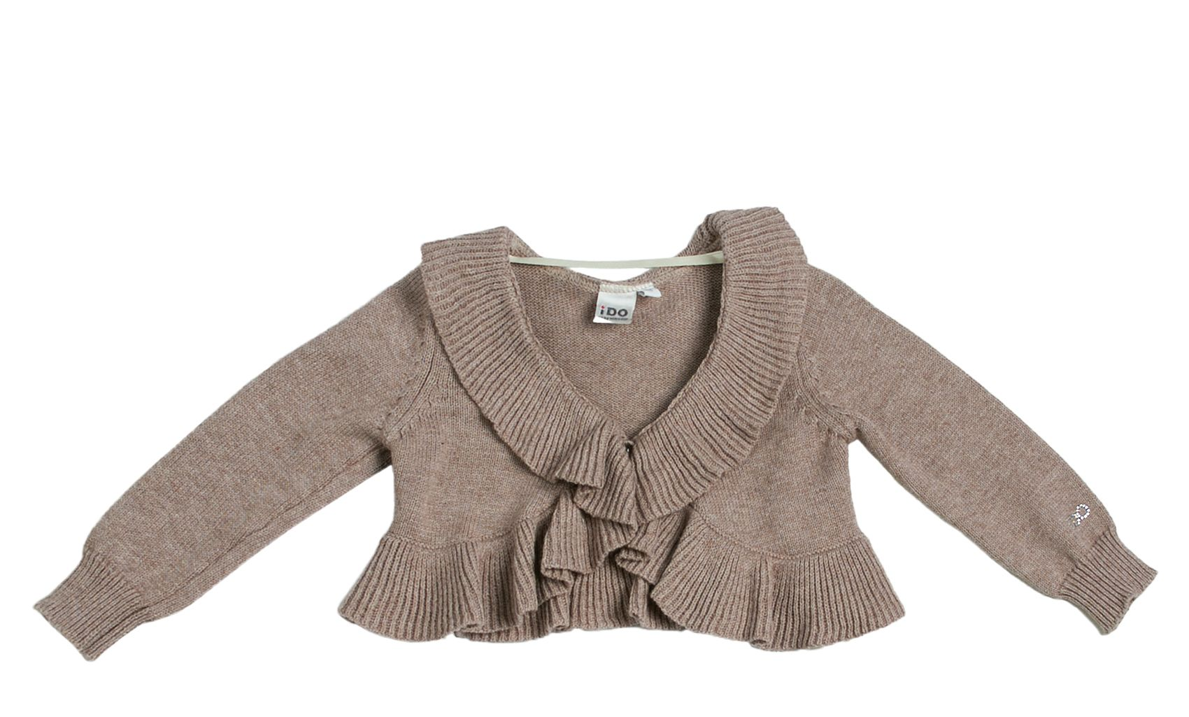 Girl`s knitwear cachecoeur