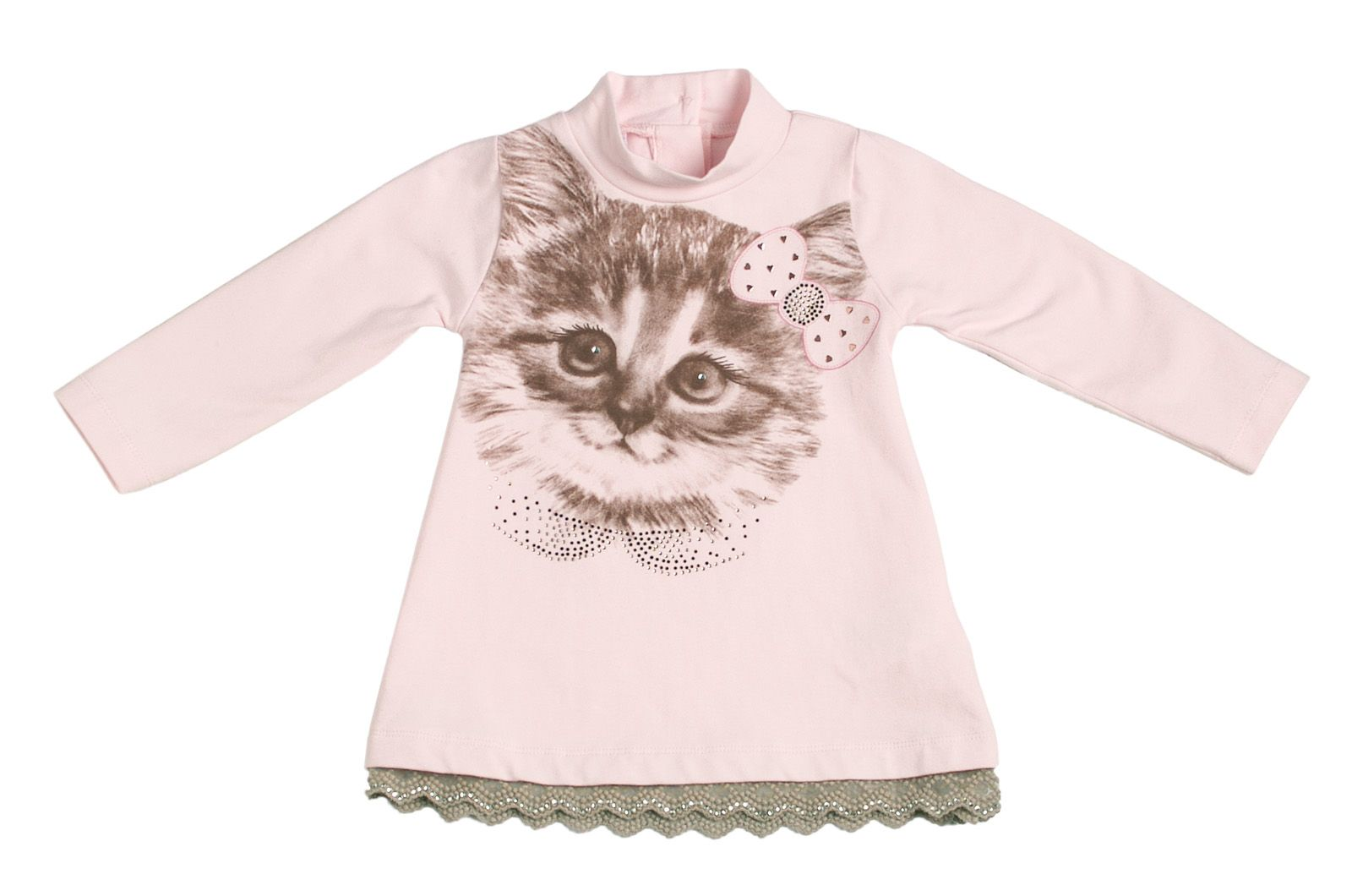 Girl`s cat glam dress
