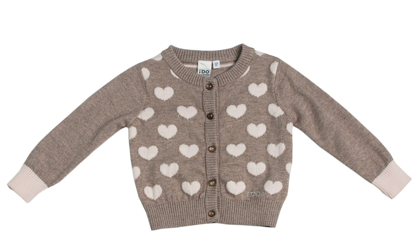 Girl`s knitwear cardigan