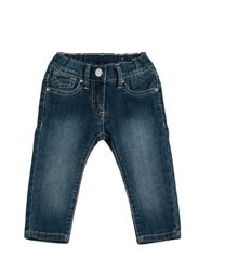 Girl`s 5 pocket jeans