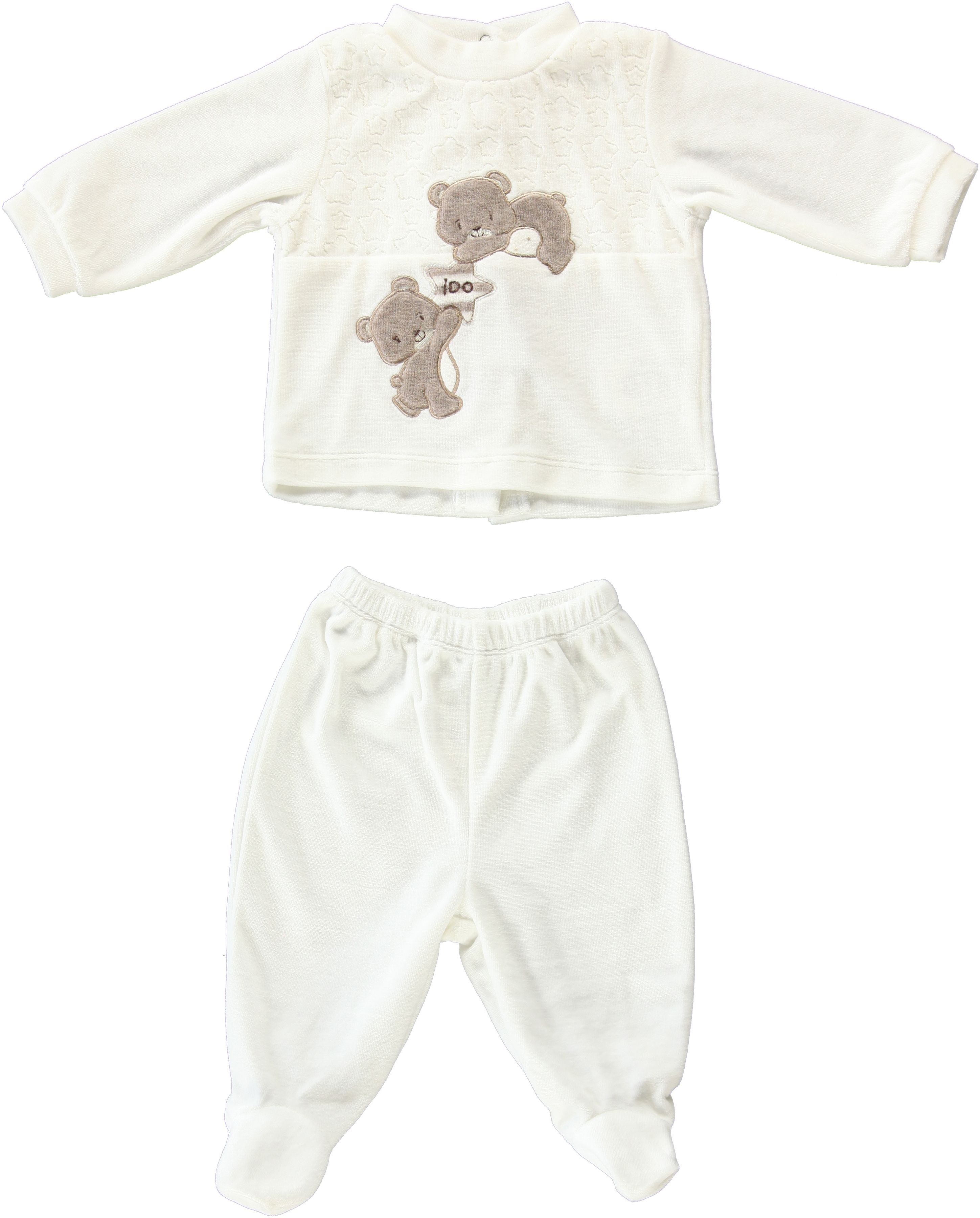 Kid`s chenille two piece set