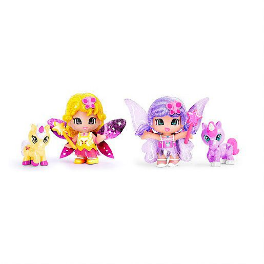 Fairies doll double pack