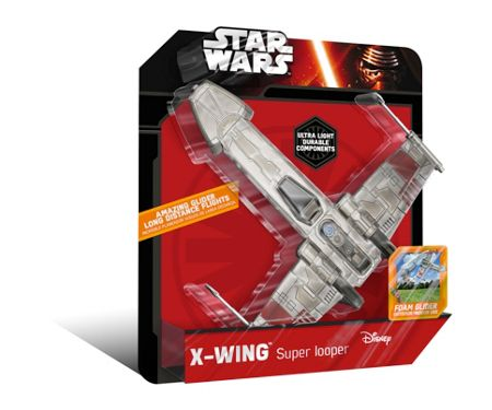Star Wars X-Wing Super Looper