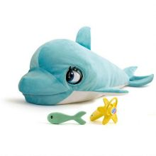 The baby dolphin soft toy