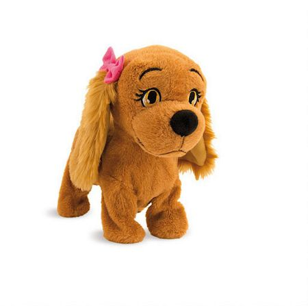 Club Petz Lucy the interactive soft puppy