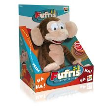 IMC Toys Fufris funny monkey soft toy