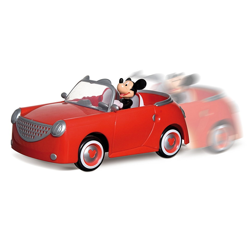 Mickey Mouse Mickey mouse clubhouse remote control car
