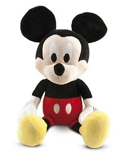 Clubhouse Happy Sounds Mickey Soft Toy