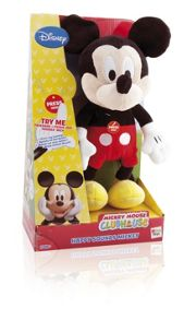 Mickey Mouse Clubhouse Happy Sounds Mickey Soft Toy