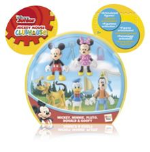 Mickey Mouse Clubhouse 5 Figure Pack