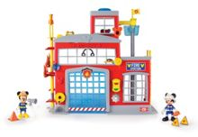 Mickey Mouse Clubhouse Fire Station Playset