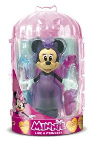 Minnie Mouse Like a Princess Doll