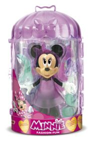 Minnie Mouse Fashion Fun Doll