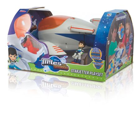 Disney Miles From Tomorrow Starjetter Playset