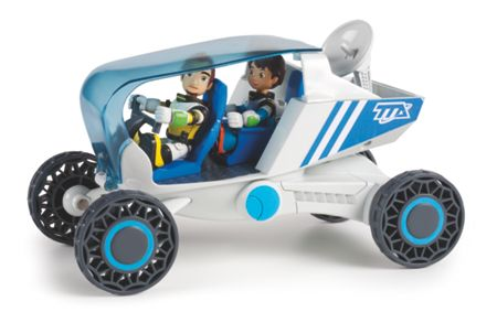 Disney Miles From Tomorrow Scout Rover Vehicle and Figure