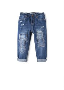 Girls Ikat jeans