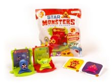 Star Monster Series 1 Mini Capsule Two Pack