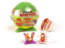 Star Monster Series 1 Giant Capsule Two Pack