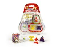 Star Monster Series 1 Five Pack