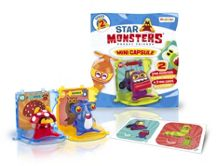 Star Monster Mini Capsule Two Pack