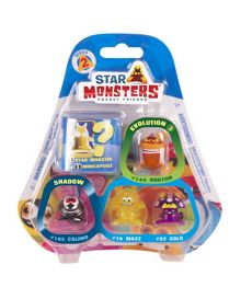 Star Monster Series 2 Five Pack