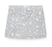 Girls Stars cotton skirt