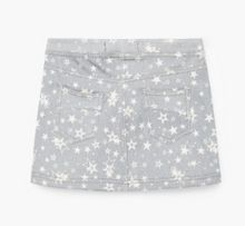 Mango Girls Stars cotton skirt