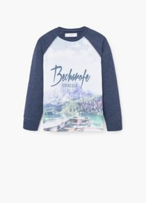 Boys Printed image t-shirt