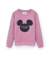 Mango Girls Mickey Mouse sweatshirt