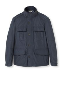 Mango Technical field jacket
