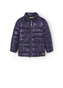 Mango Boys Water-repellent quilted coat