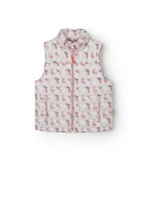 Mango Girls Water-repellent quilted gilet