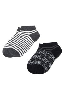Mango Boys 2 pack mixed socks